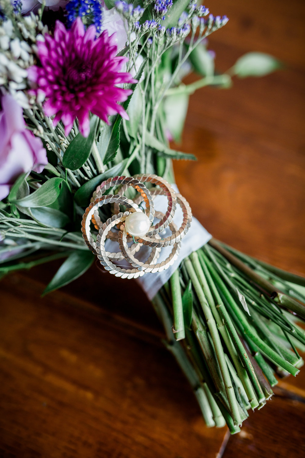Downtown Knoxville Wedding Venue // Central Avenue Reception // Relix Floral Bouquet