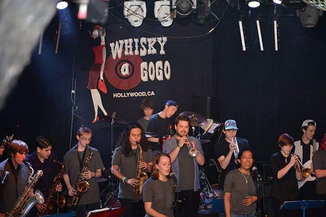 Throwback to our performance at the Whiskey!  #heatwaveshowband #heatwave #showband #coverband #whiskeyagogo #hollywood #portland #entertainment #throwback #musicians