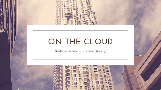 Migrate IT environments to the cloud