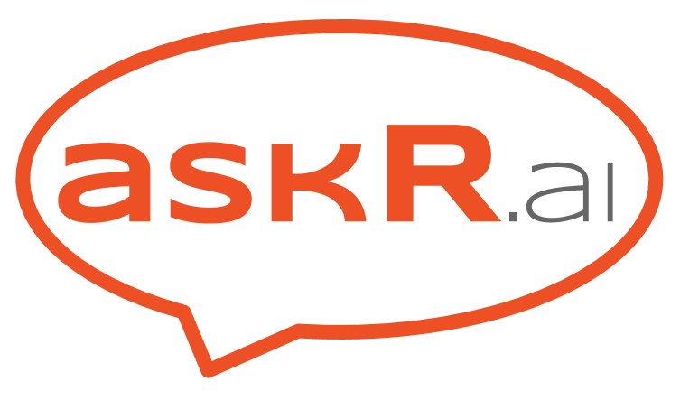 logo askR.ai 2018 - Orange & Gris - fond transparent.png