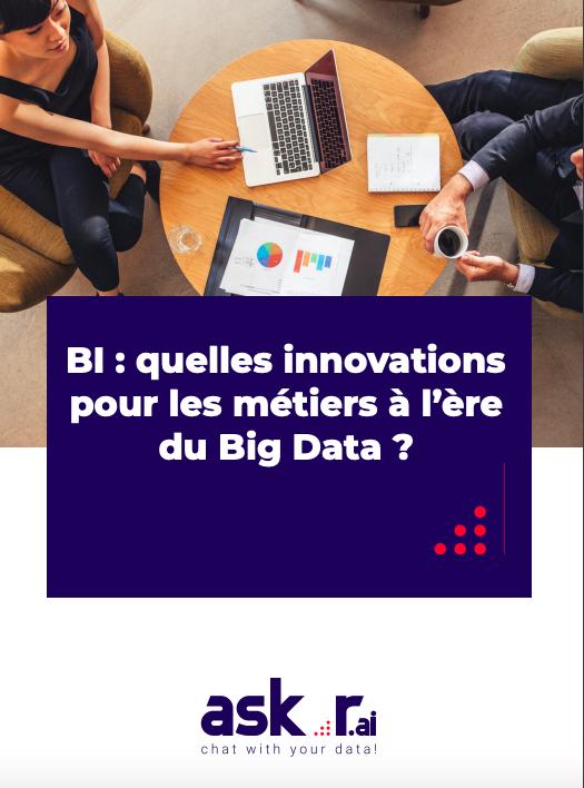 Livre Blanc Business Intelligence Metiers Big Data