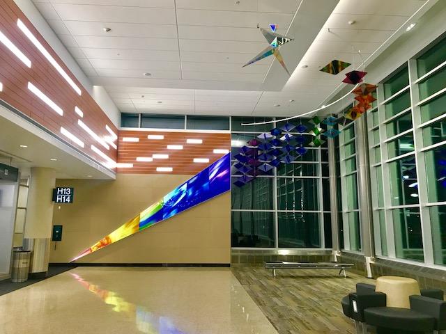 MSP Airport - Public Art Installations