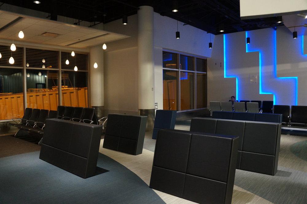 MSP Airport - See 18 Film Screening Room
