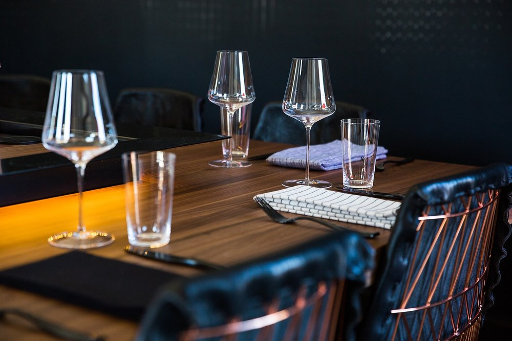 Westword | First Look: Beckon Is Denver's First All-Chef's-Counter Restaurant - Welcome to Beckon, Denver's only restaurant exclusively serving chef's tasting menus.
