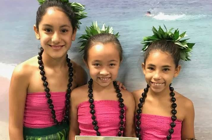 Ka Lehua I Milia Hula Halau - Ka Lehua I Milia Hula Halau (the mist of the lehua school of dance)is led by kumu hula (dance teacher) Myriam Valenzuela who is well known for her passion and knowledge about the Hawaiian Culture.In our traditional halau the beginner haumana (student) is introduced to Hawaiian Culture through basic 'olelo (language), mele (song) and hula auana (modern dance) with the purpose of inspiring a lifetime journey and sustain the traditions of Hawaiian Culture.When the beginner student is ripe, an invitation to the intermediate class will be given by kumu. In this class, the haumana will be introduced to kahiko and deepen their chant and instrument skills.New haumana (students) always welcome.
