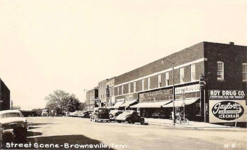 Brownsville Square S Lafayette 1950s.jpg