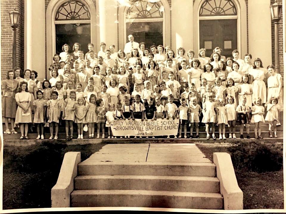 Brownsville Baptist Church VBS 1947