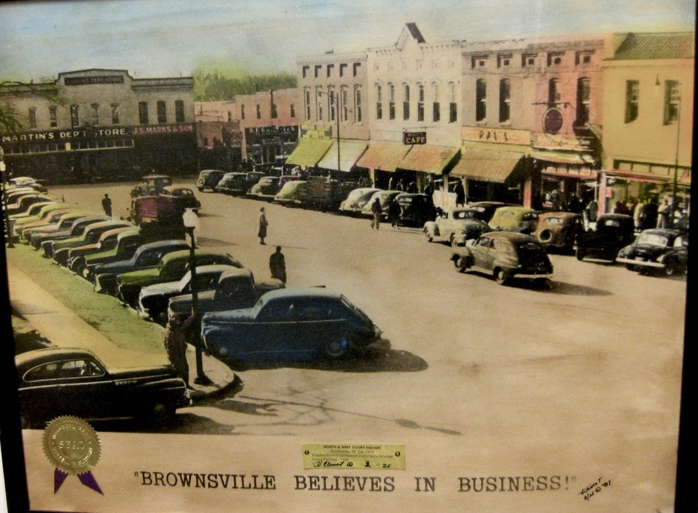 Brownsville Square at Delta Heritage Clement