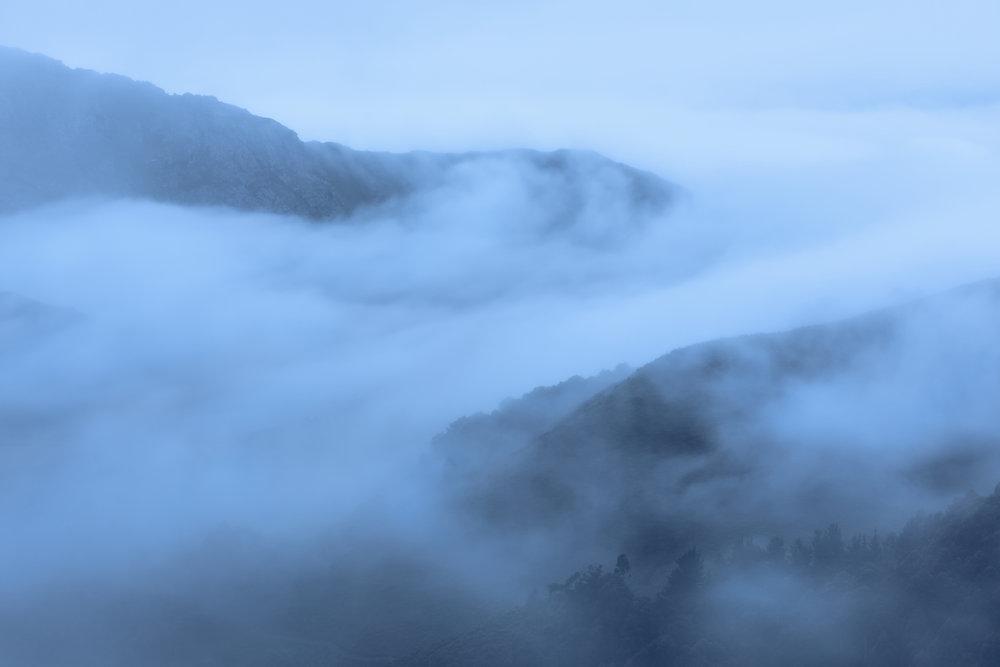 Sierra del Sueve, Principado de Asturias (España).