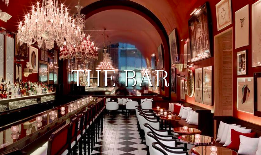 Baccarat Hotel    -  28 W 53rd St, New York, NY 10019