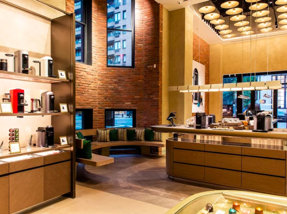 Nespresso Boutique    -  935 Madison Ave, New York, NY 10065