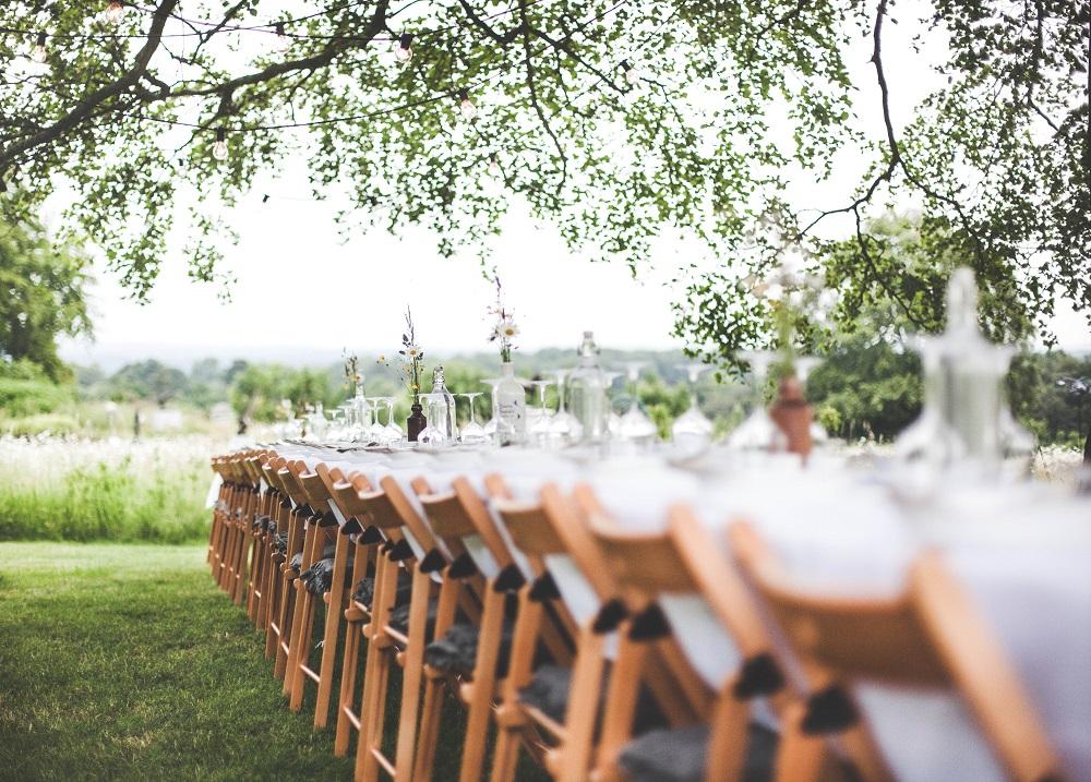 Long table at High Clandon Estate Vineyard.jpg