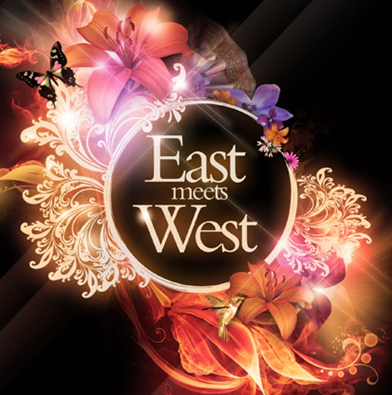 East Meets West - Go fusion and enjoy a mix of both oriental and western flavours in this East meets West theme.
