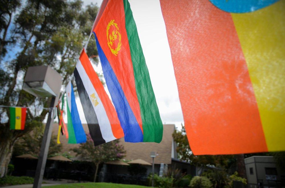 International Students & Scholars  -