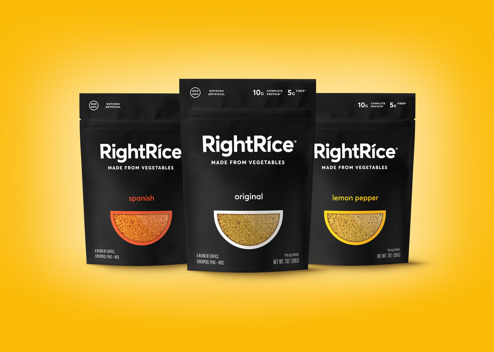 RightRice - RightRice is a tasty grain packed with the power of nutritious vegetables. Every bowl of RightRice is made from lentils, chickpeas, peas + rice, with more than double the protein, five times the fiber, and almost 40% fewer net carbs than a bowl of white rice.www.rightrice.com