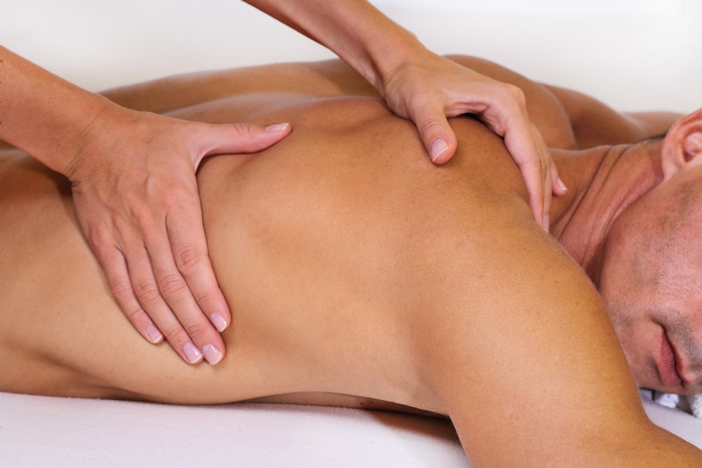 Deep Tissue - Deep Tissue massage is similar to Swedish massage but the focus is on the deeper layer of muscle and connective tissue.  Movement is slower and the pressure is deeper and concentrated on areas of tension and/or pain.