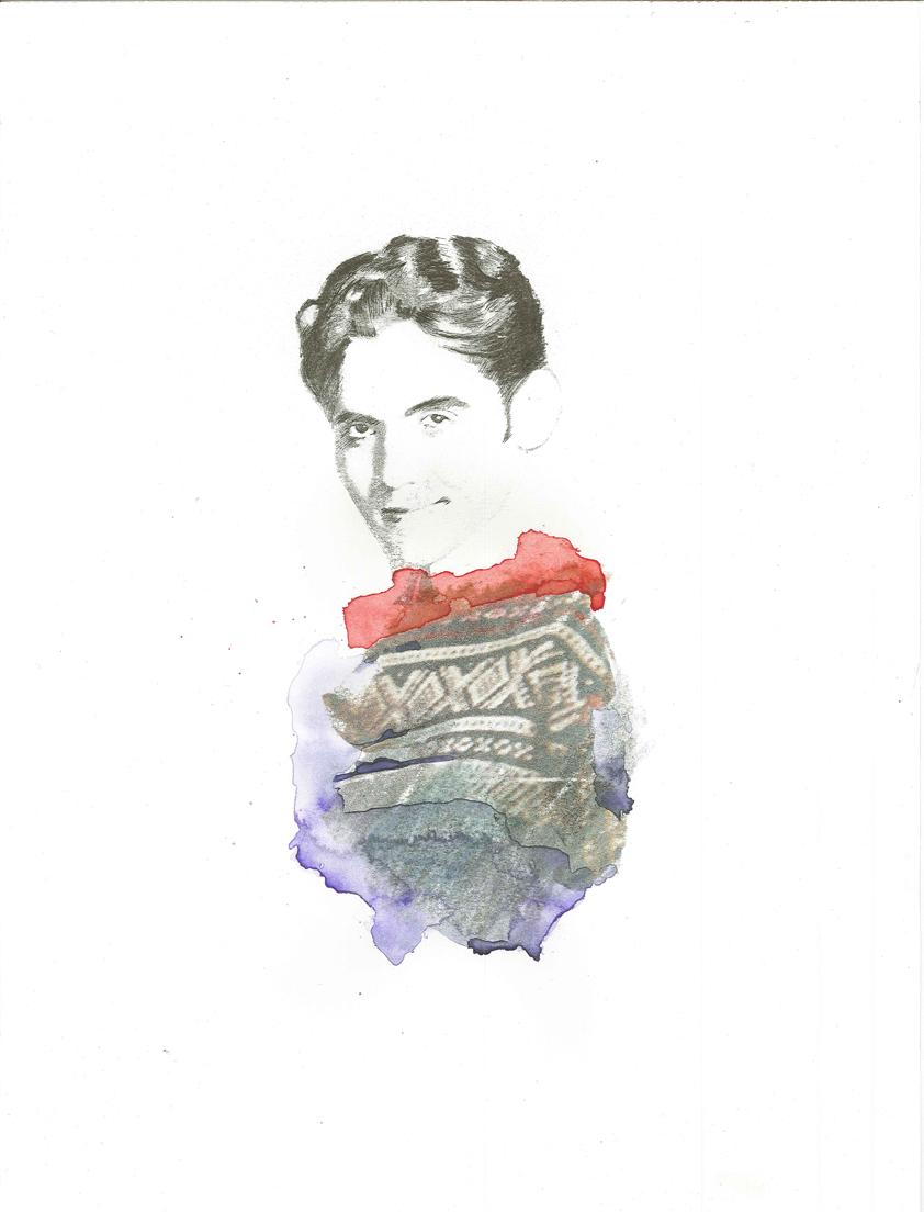 """Garcia Lorca - the poet"" 200 NOK / €20"