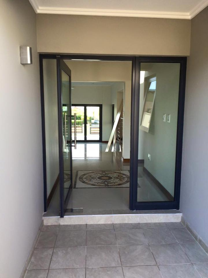 Copperleaf Residence Front Door