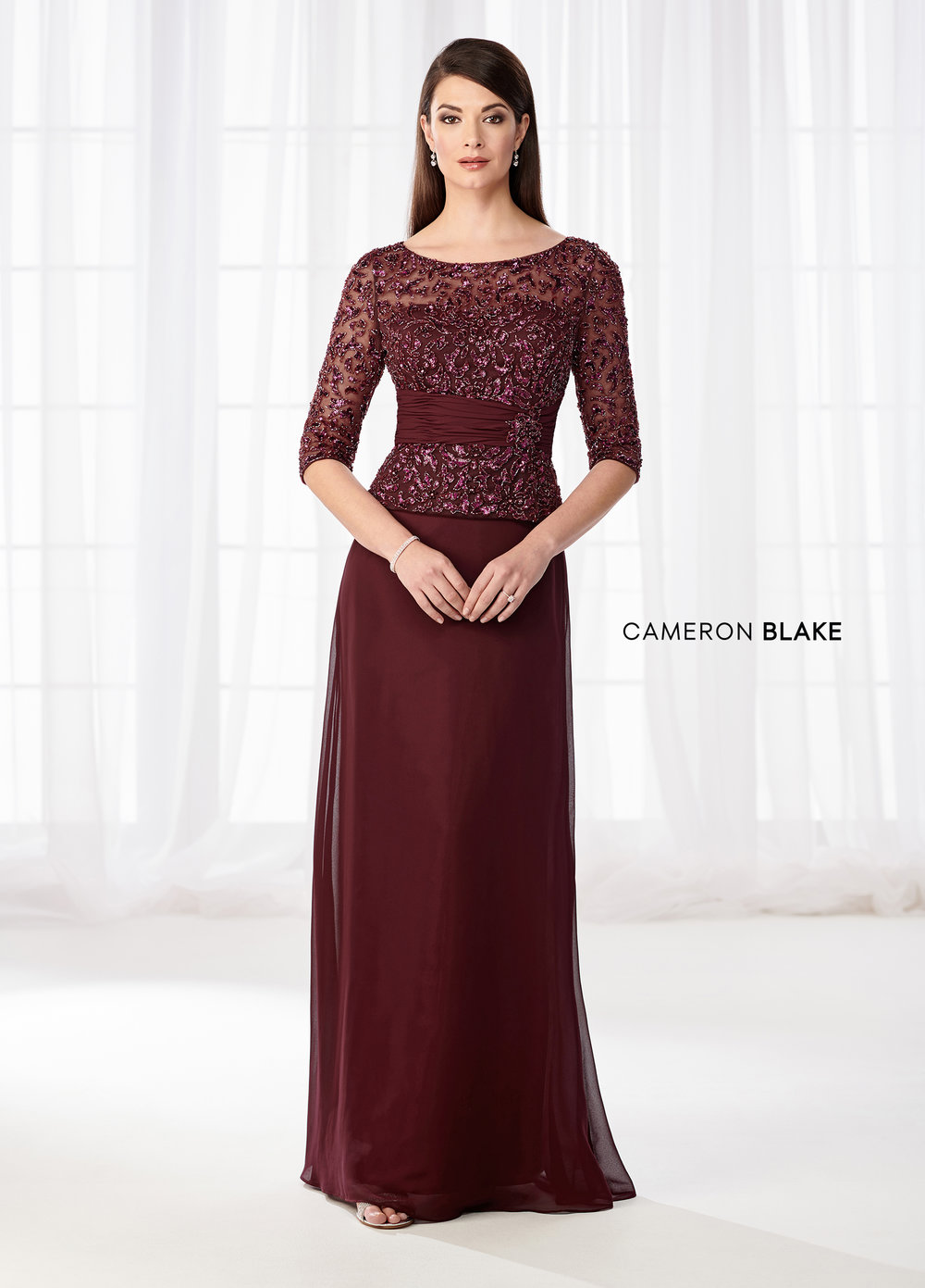 Cameron Blake Mother of the Bride Dresses at Lilla's Bridal