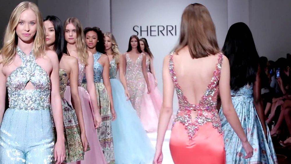 Sherri Hill at Lilla's Bridal