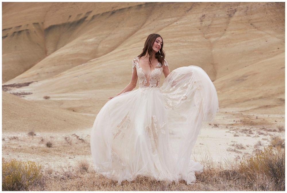 Willowby Rhapsody Wedding Gown