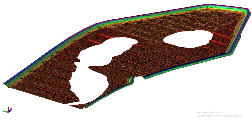 3D ontwerp voor machinesturing