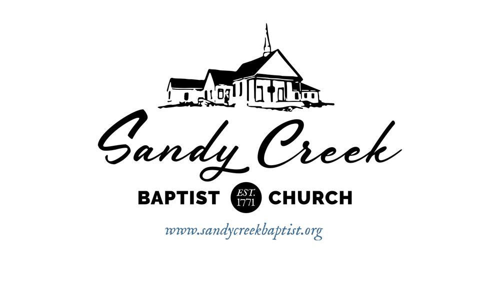 Prayer — Sandy Creek Baptist Church