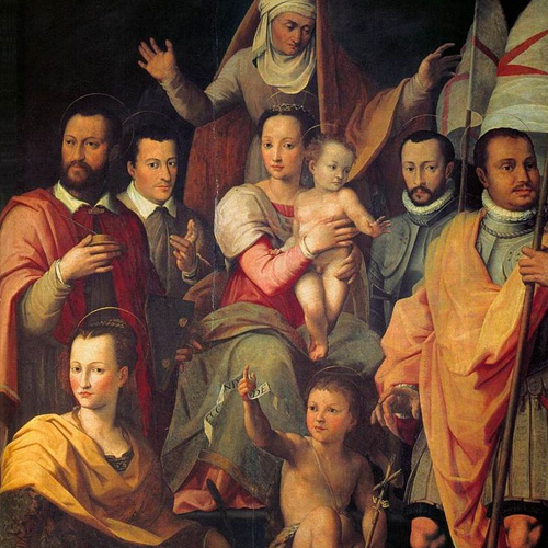 Medici Family of Cosimo I