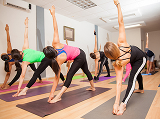 Inspired Power Vinyasa