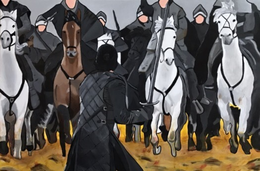 Battle of the Bastards - Jon Snow - A Hero