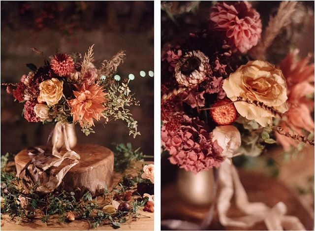❤️🍂🍁 #tbt to last years autumn shoot with some of my faves @photosbyzoeweddings @bluepoppyflorist @thelittlewhitecow ❤️ #teamworkmakesthedreamwork