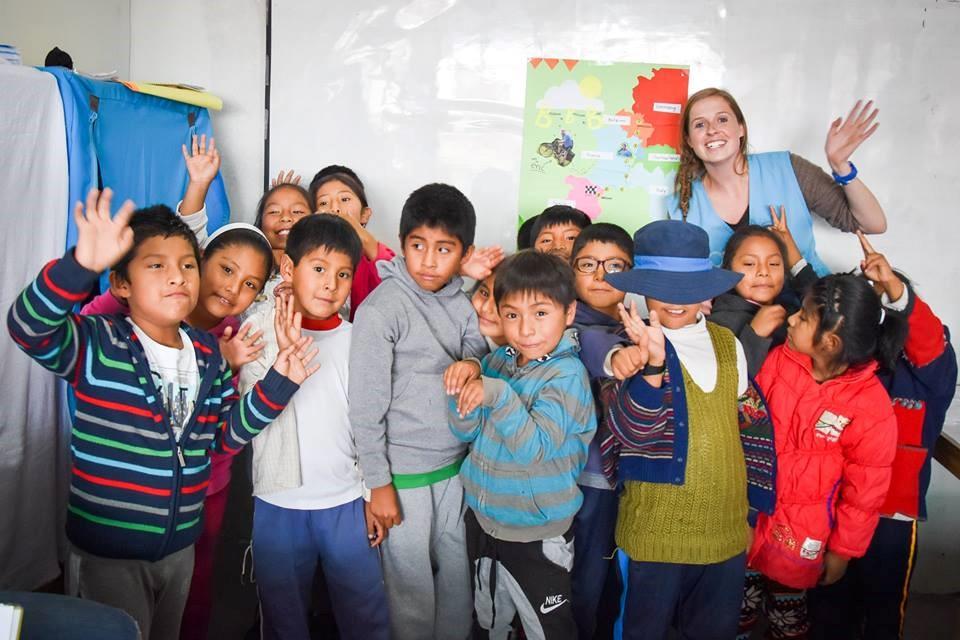 Buitenlandse stage - Peru   2016