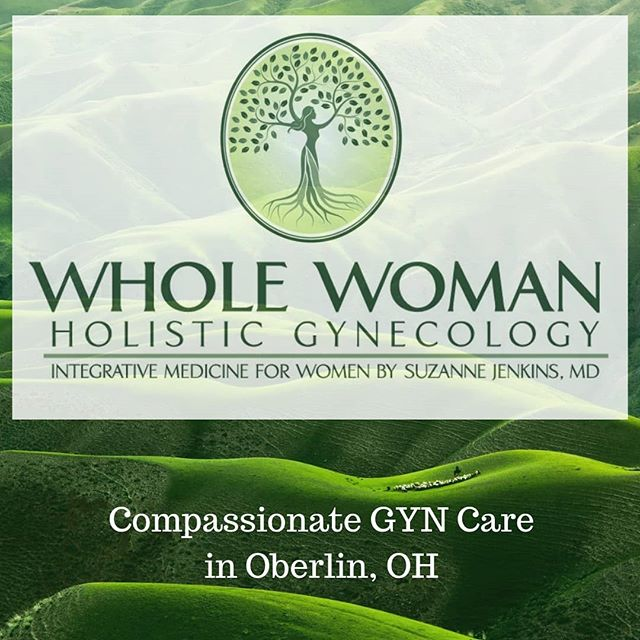 We provide comprehensive holistic gynecology care in Oberlin OH. Appointments are up to 60min long, giving you ample time to address all your questions and concerns. And since Dr. Jenkins is a board-certified gynecologist, you can trust you are receiving quality health advice that is evidence-based, and blends the best natural remedies with current medical recommendations.  #holisticgynecology #holistichealth #hormonehealth #oberlin #wwhgyn