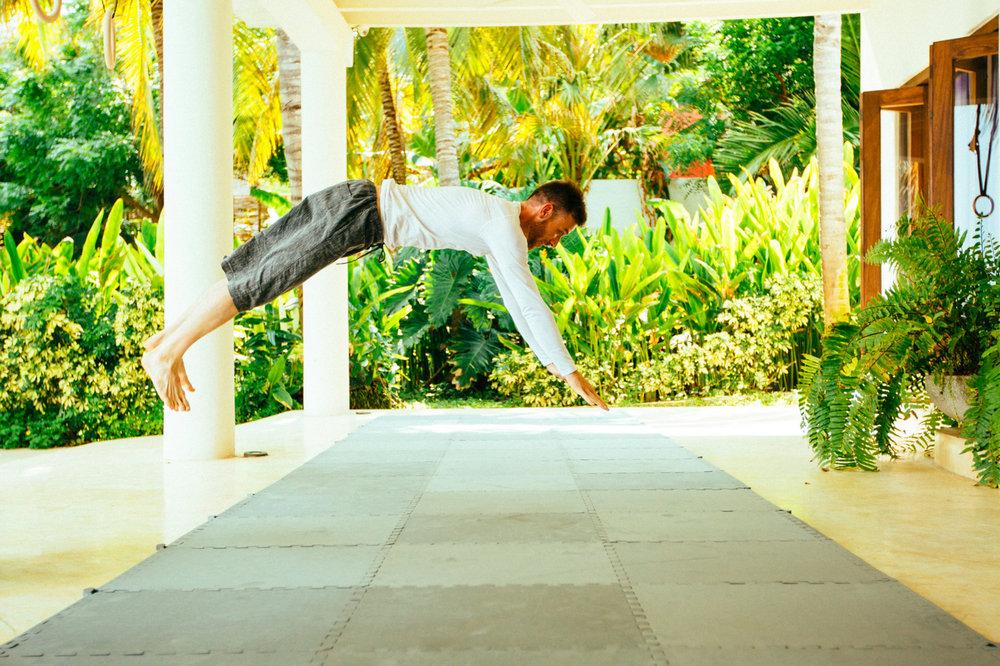 La maîtrise du corps - n'est pas une fin en soi, mais une démarche continue de relation à soi, à renouveler et réinventer encore et encore tout au long de sa vie.