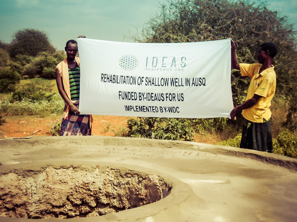 Shallow Well Reconstruction in Gedo Region, Western Somalia