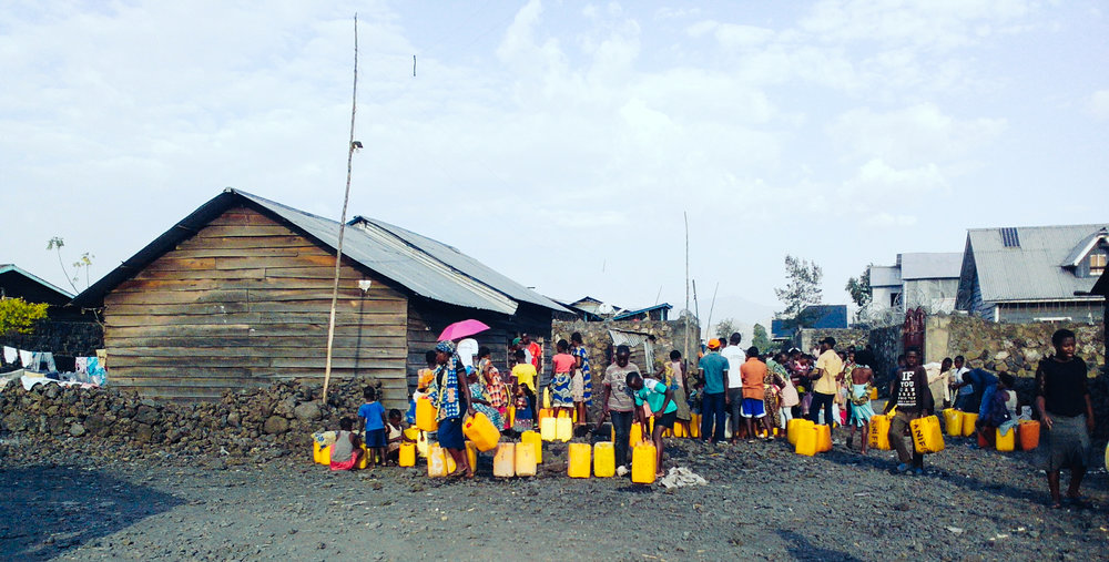 Electrifying a Village in Eastern DRC