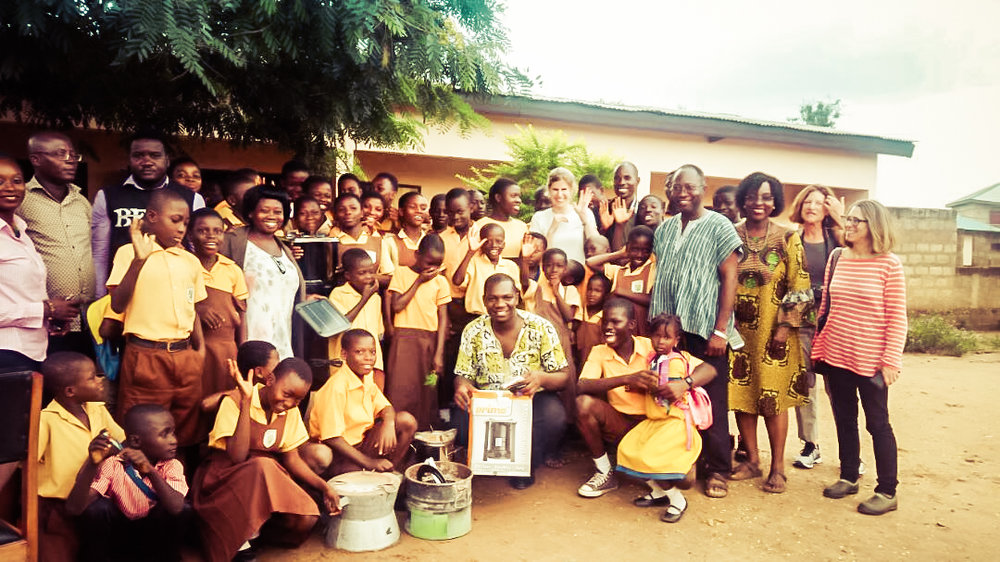 Clean Cookstoves in Ghana
