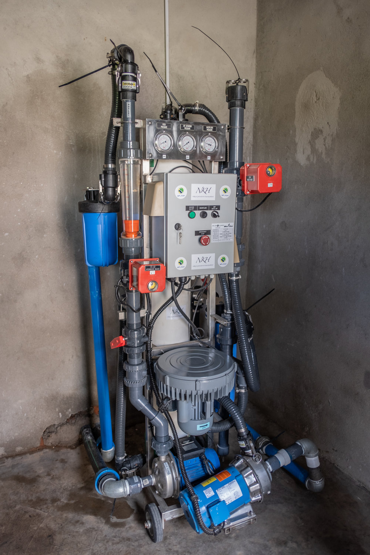 Water Filtration System in Kiburara, Uganda