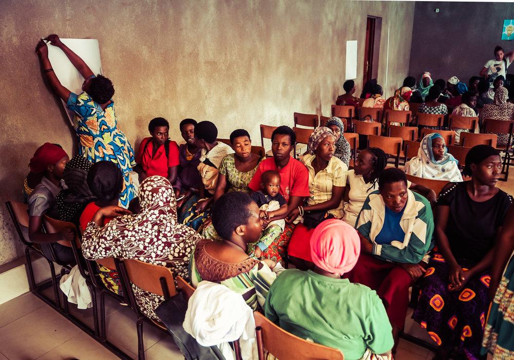 The Hive in Rwanda