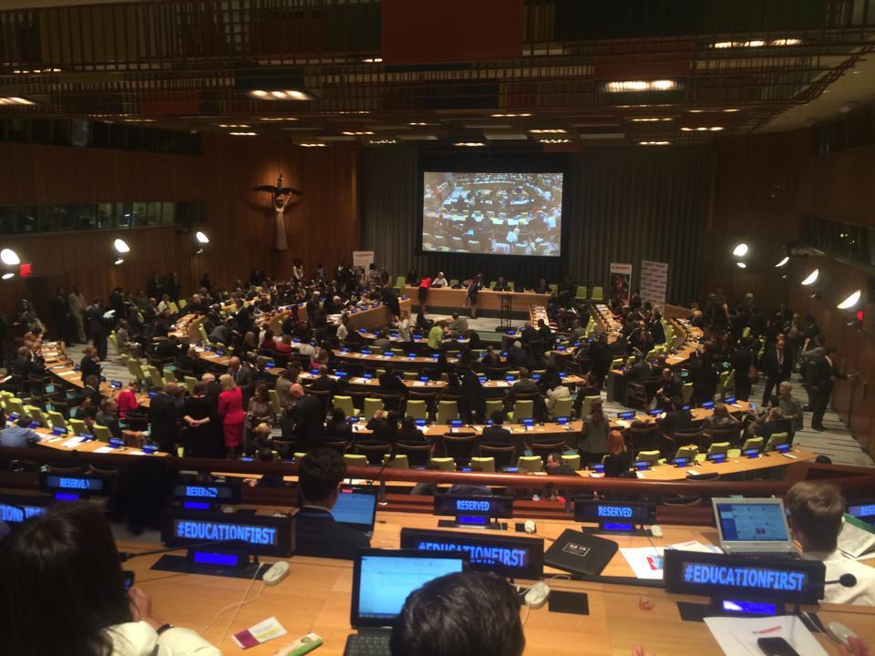 U.N. Engagement
