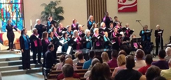 Phoenix Women's Chorus Concert