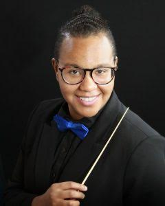 Welcome Kimberly Waigwa! Artistic Director 2017-present
