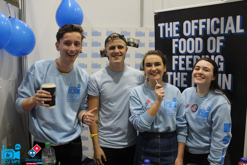 Clubs and Socs Fair 2018 -