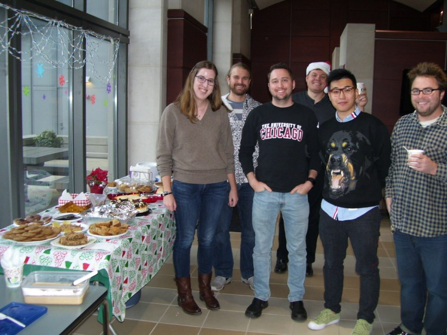 Shevell Lab Cookie Hour 2017