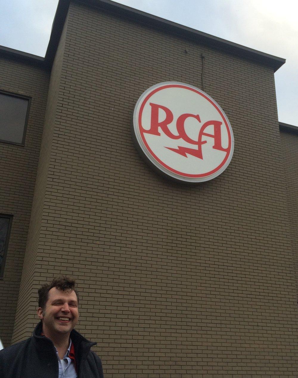 John Baldwin Mastering RCA