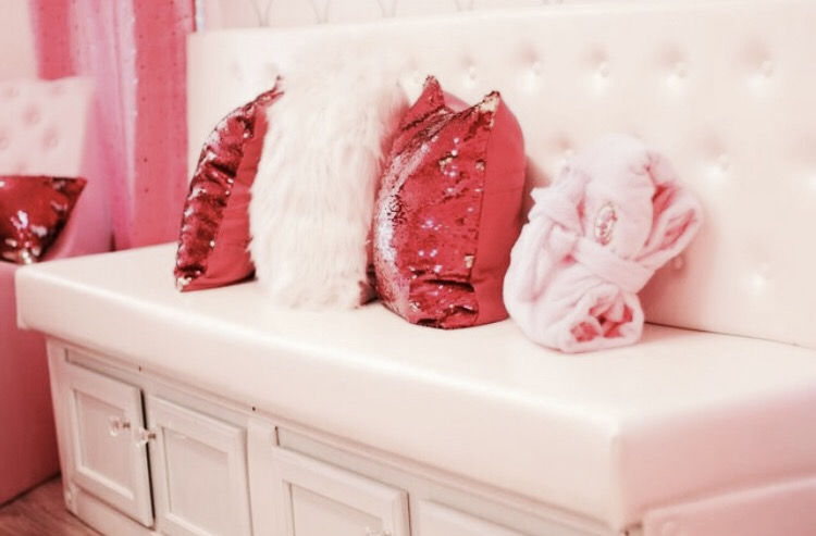 Pretty Pink Party Pillows.JPG