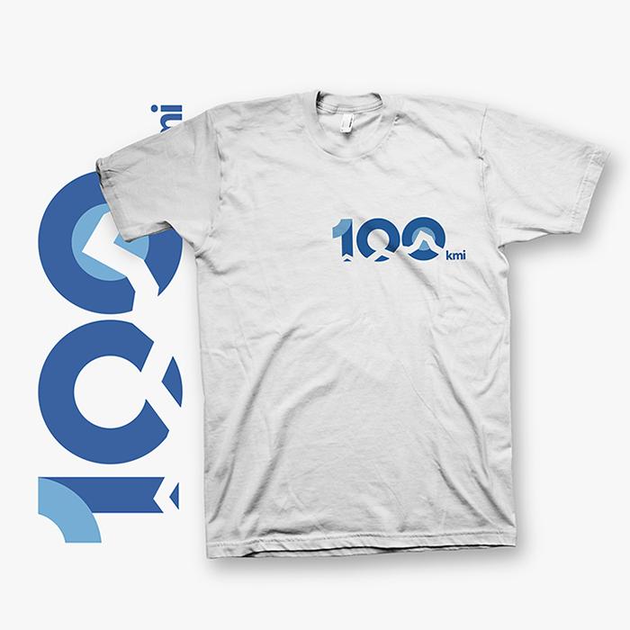 KMI 100th milestone logo