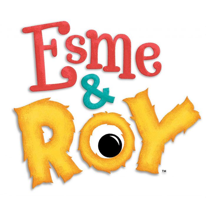 Sesame Street`s Esme & Roy Logo