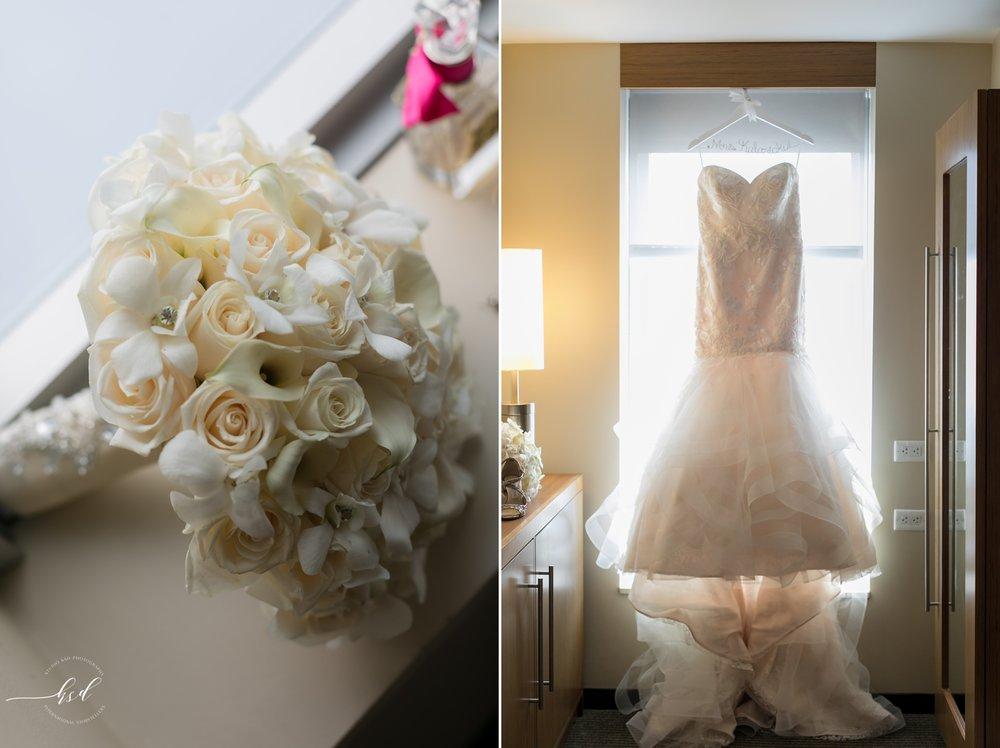 Crest Hollow Bridal Bouquet