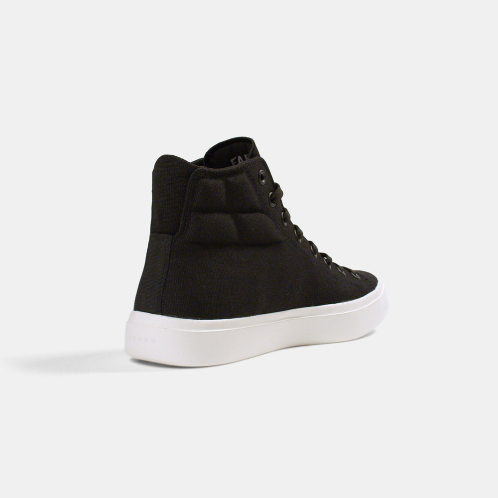 Fabled John Wooden sneaker Jet Black
